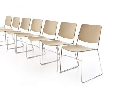 Gloucester Stacking Contemporary Cathedral Chair | Cathedral Range Chairs | GLB