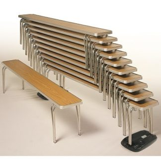 Economy Stacking Benches | Gopak Economy Tables | GOPEB