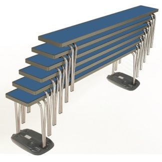 Gopak Premier Stacking Benches | Gopak Premier Folding Tables | GOPPB