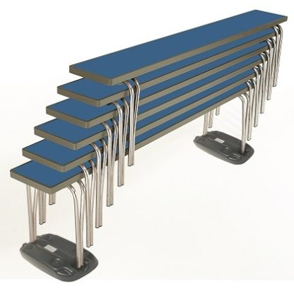 Gopak Premier Stacking Benches | Gopak Premier Folding Tables | GOPPB