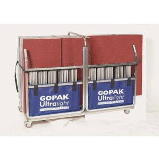 Large Gopak UltraLight Staging Trolley   Build Your Own & Ultralight Accessories   GOPUSLT