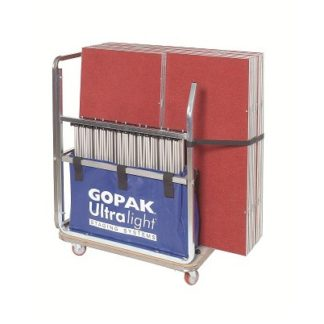 Small Gopak UltraLight Staging Trolley   Build Your Own & Ultralight Accessories   GOPUSST