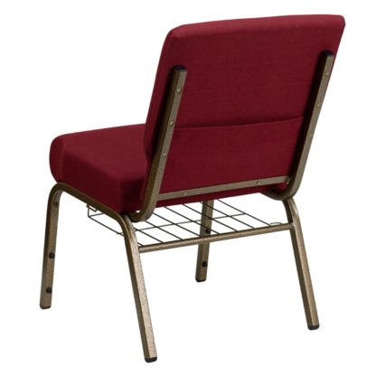 Budget Comfortable Stacking High Back Chair | Metal Stacking Chairs | HB1B