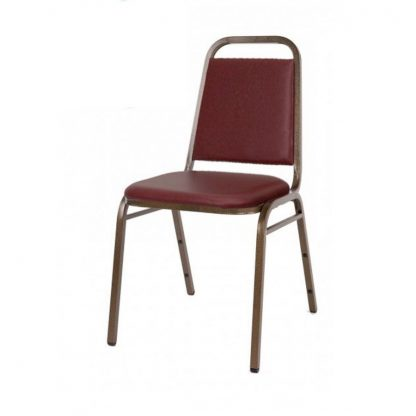 Budget Stacking Conference Chair - Vinyl | Budget Stacking Chairs | HB2BV