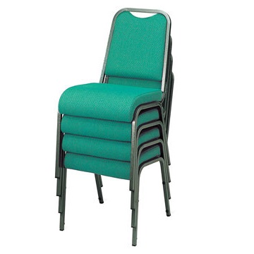 Metal Stacking Waterfall Conference Chair | Metal Stacking Chairs | HB3WM