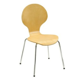 Budget Bistro Stacking Cafe Chair | Cafe Chairs | L1