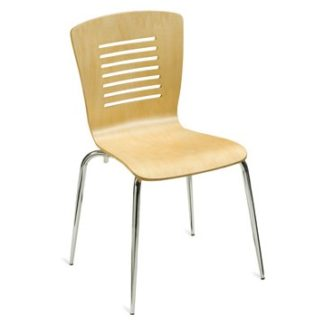 Bistro Stacking Cafe Chair | Cafe Chairs | L3