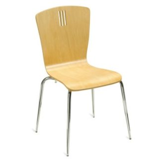 Bistro Stacking Cafe Chair | Cafe Chairs | L4