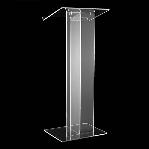Budget Acrylic Lectern | Lecterns | LAB1