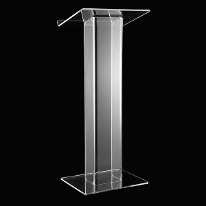 Budget Acrylic Lectern | Lecterns | LAB2