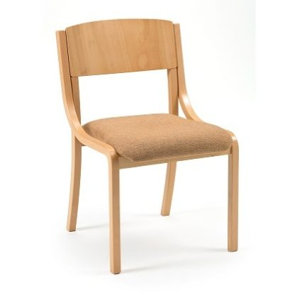 Lightweight Wooden Stacking Chair | Cathedral Range Chairs | LAMH