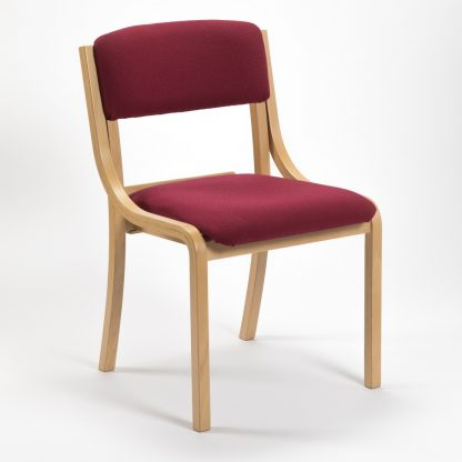 Lightweight Wooden Stacking Chair | Conference Chairs | LAMU