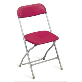 Budget Polypropylene Folding Chair | Fast Dispatch Stacking Chairs | LF1