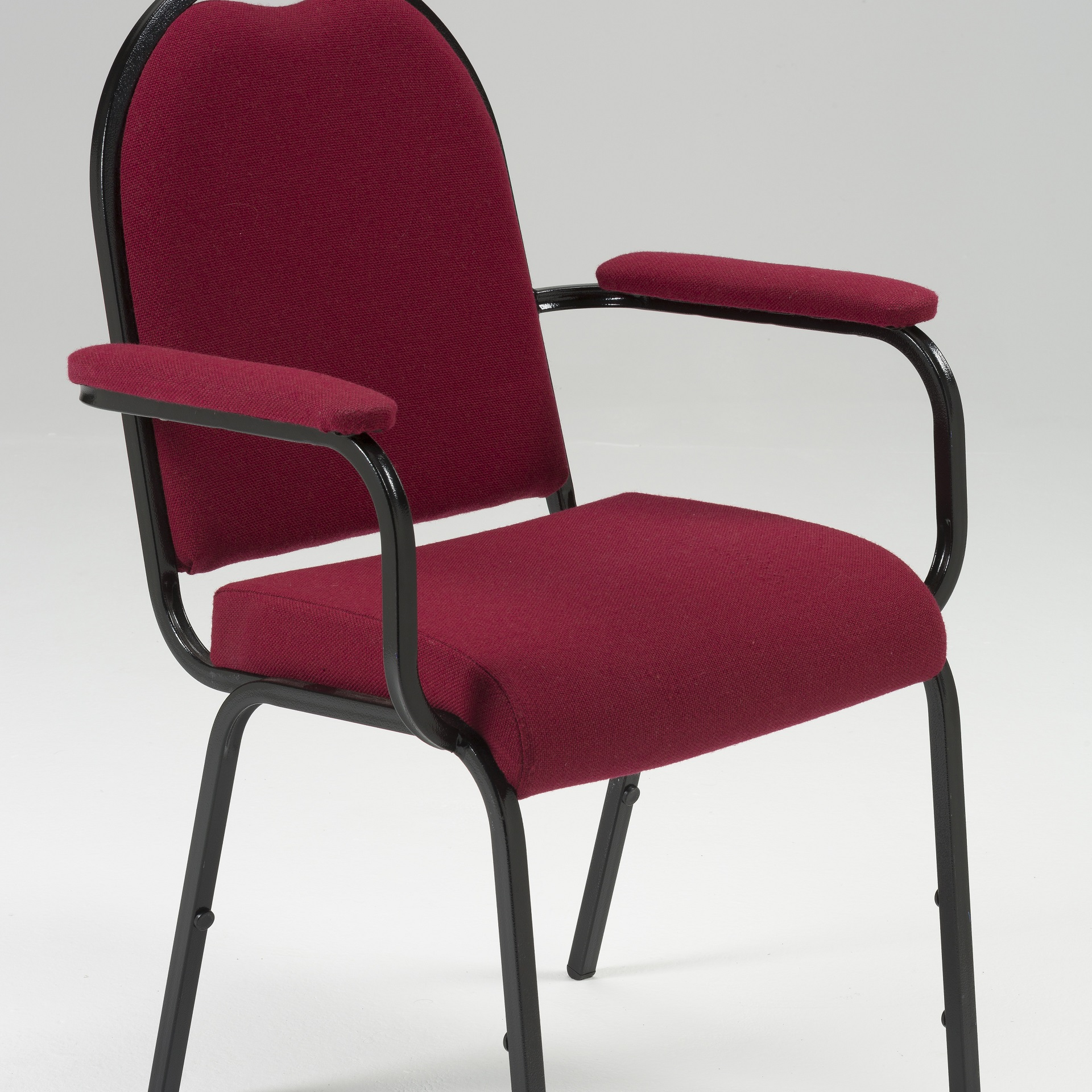 Deluxe Comfortable Stacking High Back Chair