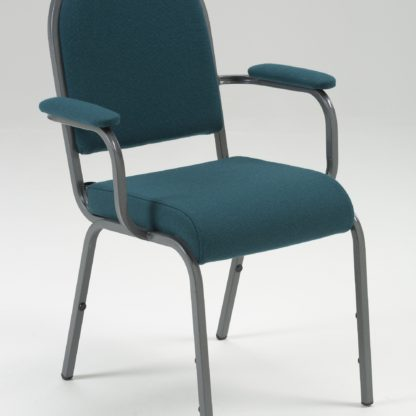 Deluxe Comfortable Stacking High Back Chair | Conference Chairs | AR2BW