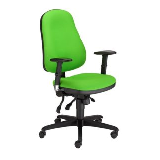 Office Task Chair With Adjustable Arms | Office Seating | OP1