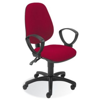 Office Task Chair With Adjustable Arms | Office Seating | OP3A