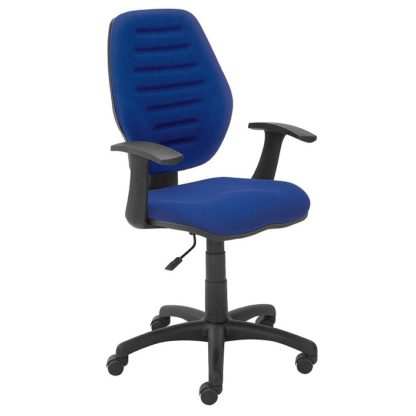 Office Task Chair With Adjustable Arms   Office Seating   OP4