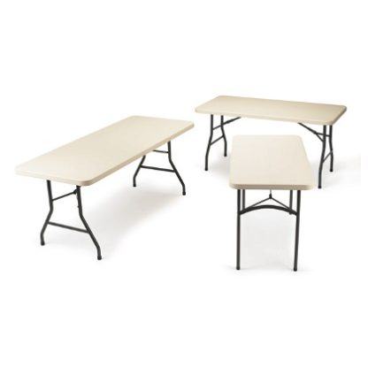 Polyfold Rectangular Table 4ft | Polyfold Tables | PTR4