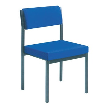 Retro Style Stacking Metal Conference Chair | Budget Chairs | S2M