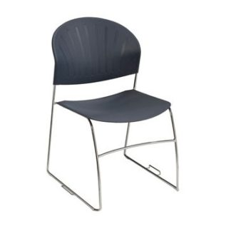 Stacking Skid Base Polypropylene Chair | Budget Chairs | SB1M