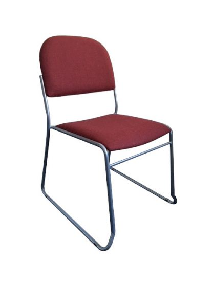 High Stacking Lightweight Upholstered Chair - OFFER | Church Chairs | SB2M-SP