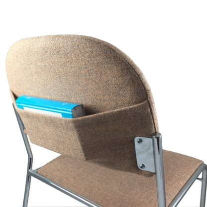 High Stacking Lightweight Upholstered Chair | Church Chairs | SB2M