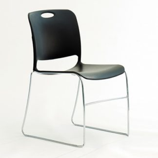 Stacking Contemporary Polypropylene Conference/Hall Chair | Conference Chairs | SB3M