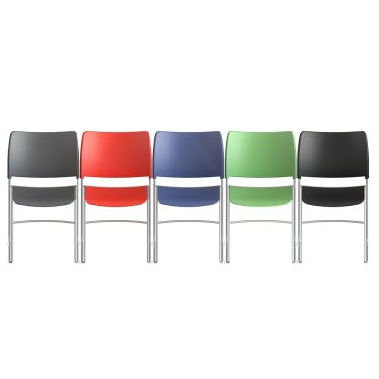 High Stacking Contemporary Polypropylene Chair | Conference Chairs | SB4M
