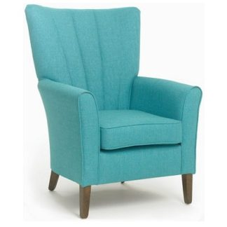 SWINTON High Fluted Back Chair - Yorkshire Range | High Back Care Chairs | SH2