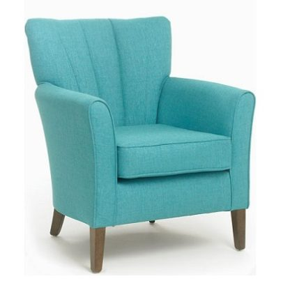SWINTON Low Fluted Back Chair - Yorkshire Range   Bedroom Chairs   SH2L