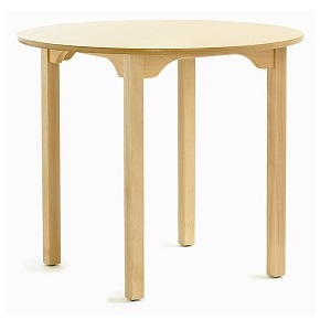 SUPPER Round Dining Table (Yorkshire Range) | Dining Tables | SHDTC
