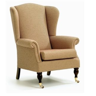 High Back Wing Chair | High Back Care Chairs | SHHARHBWC