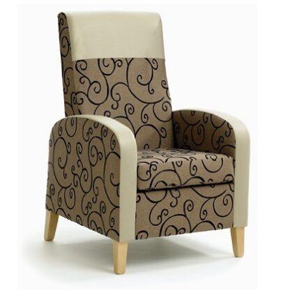 MODICA High Back Chair | High Back Care Chairs | SHMODHBC