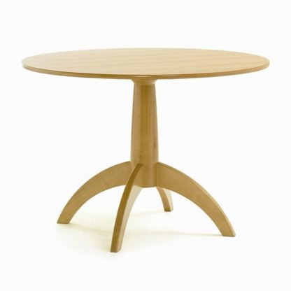 Round Table with Modern Centre Pedestal 914mm or 1066mm Diameter | Dining Tables | SHSK36D