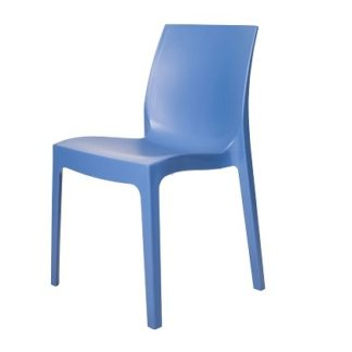 Strata One-Piece Polypropylene Stacking Cafe Chair | Cafe Chairs | STRATA