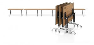 Folding tables flip top tables versatile tables for meetings community tables