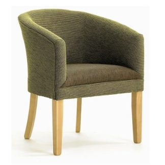 HATFIELD Tub Chair - Yorkshire Range | Bedroom Chairs | TUB2