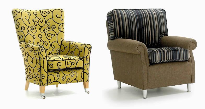 Care Home Lounge Furniture