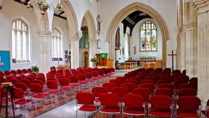 Catering To New Styles of 'Doing' Church