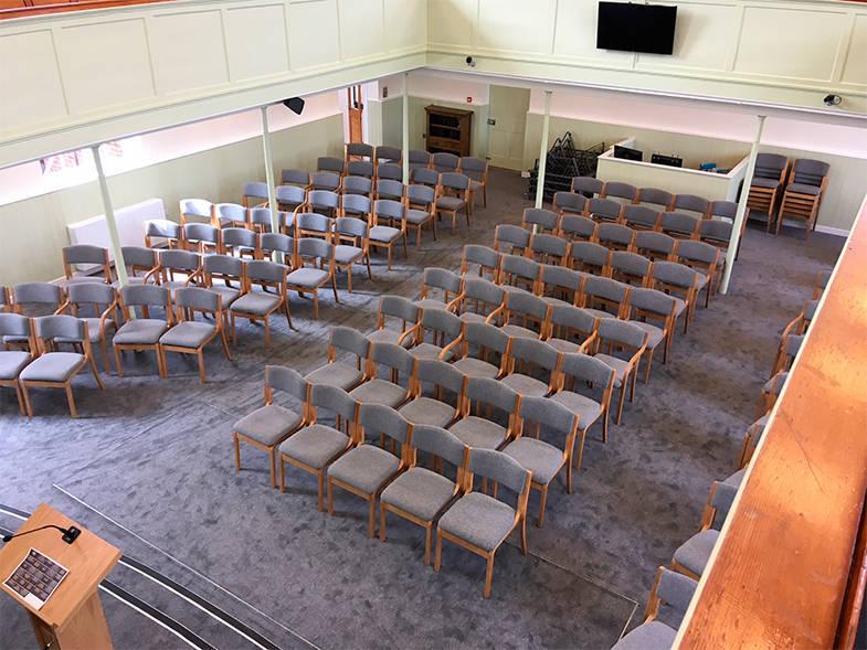Lightweight Wooden Church Chairs